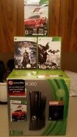 XBOX 360 GREAT CHRISTMAS GIFT $180.00 FIRM