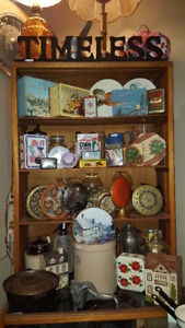 Vintage Kitchen cookware and tools