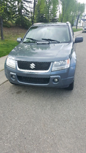 Trail ready 2007  suzuki grand vitara