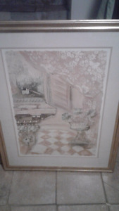 Real Gamache Art Print (signed by the artist)