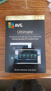 Antivirus unlimited devices/2 years