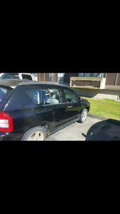 2007 jeep compass for trade