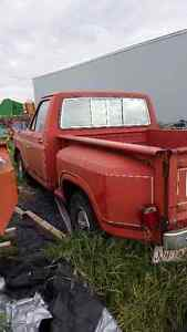 Collectors Ford Step side half-ton