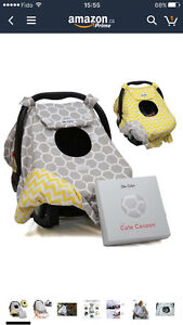 All-Season Carseat Canopy