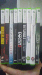 360 games and accessories