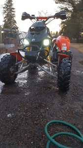 2003 can am ds 650x baja