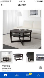 VEJMON Ikea Coffee Table For Sale