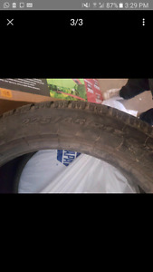225/45 R17 4 Winter Tires