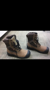 Green Label Construction Boots