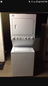 Stackable Kenmore Washer and Dryer