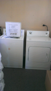 Magic Chef washer And Dryer Mint Condition