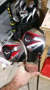Nike Covert 3&5 woods
