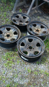Rims- 18Inch 4 for 100$