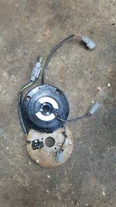Foxbody 90-93 mustang clockspring and contact plate