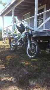 2007 KX250F FOR SALE OR TRADE FOR 4x4 ATV