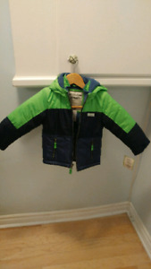 Carters 3T NEW winter coat