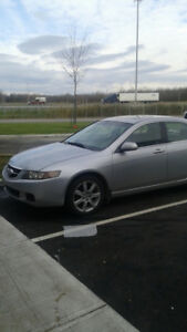 2004 Acura TSX Hatchback,fully equiped,leather interior 4000$