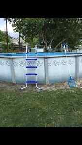 24ft round pool