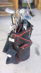 Women's Golf clubs with bag Cambridge Kitchener Area image 1