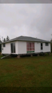 SALE PENDING! 3 bedroom cottage (to be moved)