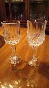 crystal wine glasses Windsor Region Ontario image 1