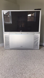 54 Inch Projection Screen TV FREE