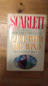 Scarlett The Sequel to Margaret Mitchell's gone With The Wind
