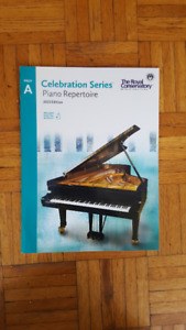 The Royal Conservatory Piano Books
