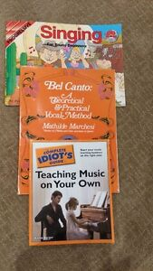 Piano and voice books of various levels Cambridge Kitchener Area image 9