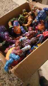 Masters of the universe figures he-man
