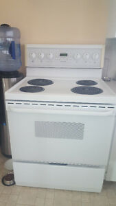 Fridge Stove and Microwave