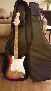 Guitar and case - in excellent condition St. John's Newfoundland image 1