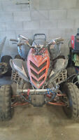 2008 YAMAHA RAFTER SPECIAL EDITION