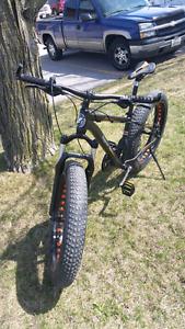 Fat bike snap on branded lowest price on kijiji