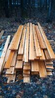 Just sawn cedar lumber for sale