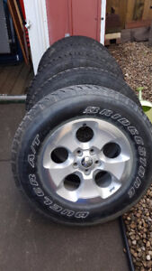 2014 Jeep tires and rims