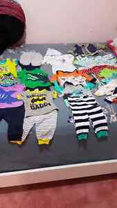 All new condition 0-3 months baby boy dresses