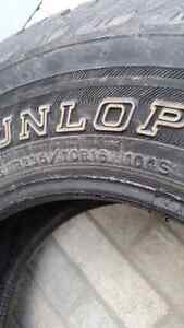 4 winter tires p235/70R16 used. Still in good condition. 150$