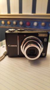 Caméra Canon Powershot