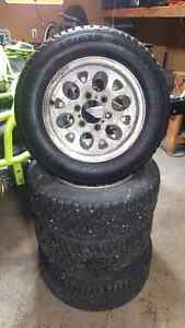 Winter tires and wheels Strathcona County Edmonton Area image 1