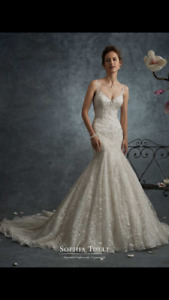 Brand New Sophia Tolli Wedding Dress