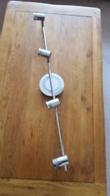 4 bulb light fitting spot lights