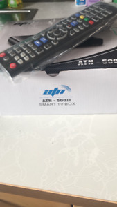 TV box -Arabic Channels