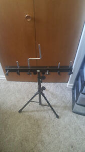 Mic Stand, Percussion Stand, Practice Pad, Pearl ISS
