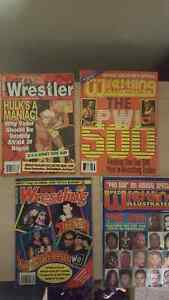 Pro Wrestling Magazines WWE WCW Kitchener / Waterloo Kitchener Area image 3