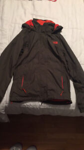 Women's work spring North Face jacket