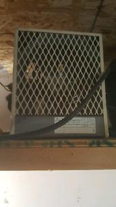 240 v electric garage heater