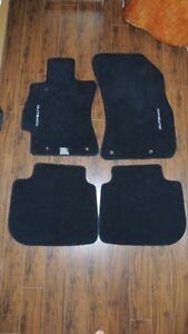 Subaru Outback carpet floor mats