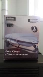 Boat cover  Housse de bateau