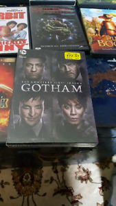 Gotham DVD brand new in a pkg